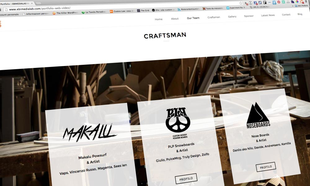 Rise Up Collective Craftsman